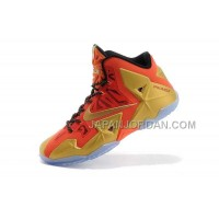 Nike Lebron Xi Mens Orange オンライン