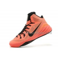 Nike Lunar Hyperdunk 2014 Xdr Mens Light Orange Black ホット販売