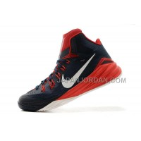 Nike Lunar Hyperdunk 2014 Xdr Mens Navy Red ホット販売