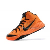 Nike Lunar Hyperdunk 2014 Xdr Mens Orange With Black Logo ホット販売