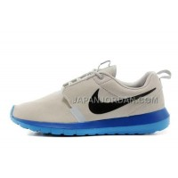 Nike Roshe Run Anti Fur Mens 3M Reflective Grey Blue Shoes オンライン