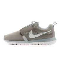 Nike Roshe Run Anti Fur Mens 3M Reflective Grey White Shoes オンライン