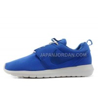 Nike Roshe Run Anti Fur Mens 3M Reflective Royal Blue White Shoes オンライン