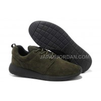 Nike Roshe Run Suede Mens Brown Shoes オンライン