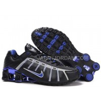 Nike Shox NZ III Third Womens Black Blue ホット販売