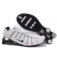 Nike Shox NZ III Third Womens White Black ホット販売