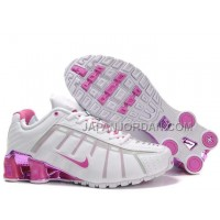 新着 Nike Shox NZ III Third Womens White Pink