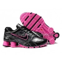 新着 Nike Shox Turbo 12 Womens Leather Black