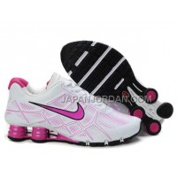 新着 Nike Shox Turbo 12 Womens Leather White Black