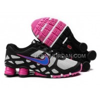 新着 Nike Shox Turbo 12 Womens Mesh Grey Black