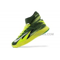 新着 Nike Zoom Hyperrev Mens Dark Green Fluorescent Yellow