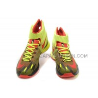 新着 Nike Zoom Hyperrev Mens Fluorescence Yellow Orange Gray