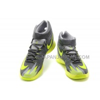 新着 Nike Zoom Hyperrev Mens Gray Fluorescent Yellow