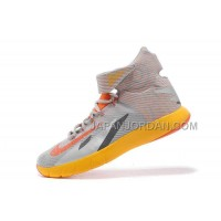 新着 Nike Zoom Hyperrev Mens Light Gray Yellow