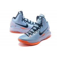新着 Nike Zoom KD V Mens Aqua Blue Orange