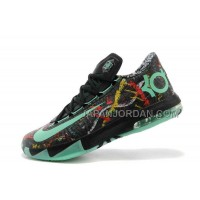 割引販売 Nike Zoom KD Vi As Mens Black Turquoise