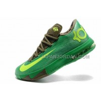 割引販売 Nike Zoom KD Vi Mens Green Khaki