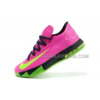 新着 Nike Zoom KD Vi Mens Peach Black