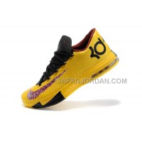 割引販売 Nike Zoom KD Vi Mens Yellow