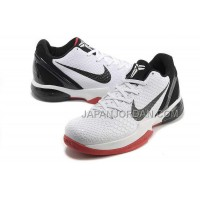 オンライン Nike Zoom Kobe Vi Mens White Black Red