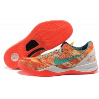 ホット販売 Nike Zoom Kobe Viii As Zk8 Mens Orange
