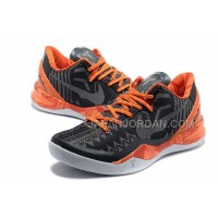 ホット販売 Nike Zoom Kobe Viii Mens Black Orange