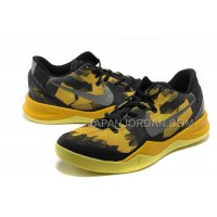 ホット販売 Nike Zoom Kobe Viii Mens Yellow Black
