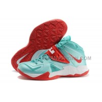 ホット販売 Nike Zoom Soldier Vii Mens Light Blue White Red