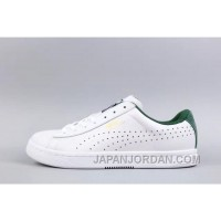 PUMA/ PUMA X COURT STAR CRFTD Green White New Release