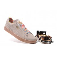 PUMA SPORTSTYLE SUEDE Womens Colorful Brown Super Deals