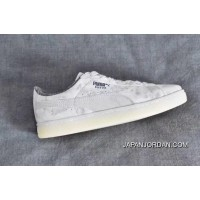 Puma Suede Classic Elemental Women Men Shoes Fur Leather White Best