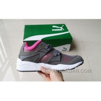 Puma Trinomic Blaze 361298-02 Grey Pink Super Deals