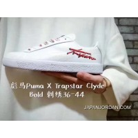 Puma X Trapstar Clyde Bold 36-44 Mens Womens Best