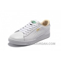 PUMA Suede All White 36-44