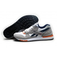 オンライン Reebok GL6000 Womens Classic Running Grey White Orange