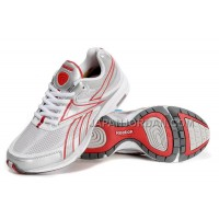 送料無料 Reebok Traintone Slim Womens Grey Red