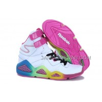 オンライン Reebok Womens CL Chi-Kaze High-Top Strap Kicks W110