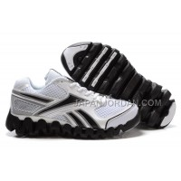 送料無料 Reebok Zig FUEL Womens White Black