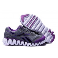 新着 Reebok ZIG TECH For Mens Deepgrey Purple