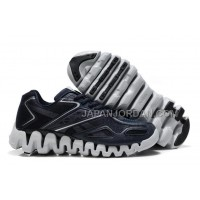 送料無料 Reebok ZigSonic Running Mens Deepblue Grey