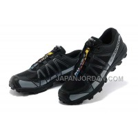 格安特別 Salomon Fellraise Mens Black Gray