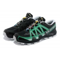 格安特別 Salomon Fellraise Mens Green Black White