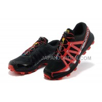 格安特別 Salomon Fellraise Mens Red White Black