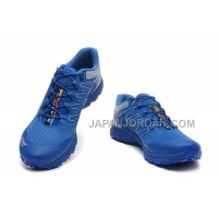 ホット販売 Salomon S-Lab Sense 2 Womens Silver Blue