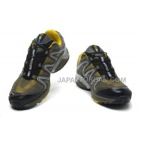 格安特別 Salomon XT Hawk Mens Chocolate Black Yellow