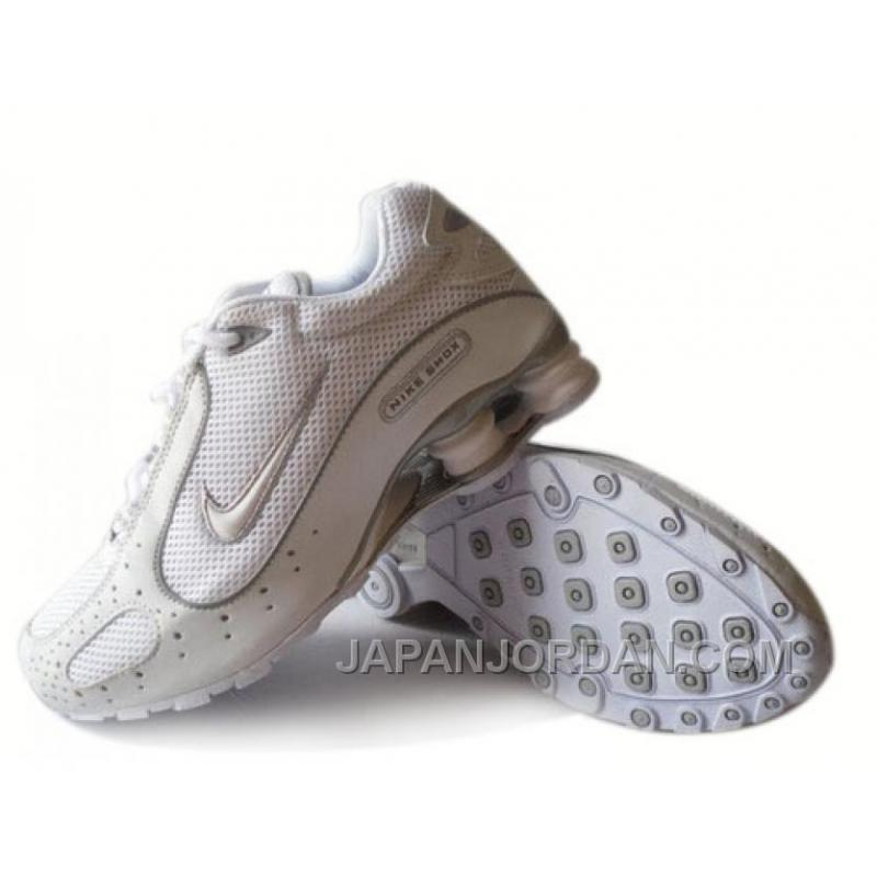 meet 132f9 5bb19 Men's Nike Shox Monster Shoes White/Grey Super Deals, Price ...