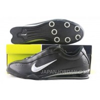 Men's Nike Shox R3 Shoes Black/Silver Top Deals 344290