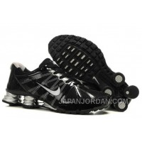 Men's Nike Airmax 2009 & Shox R4 Shoes Black/Grey New Release