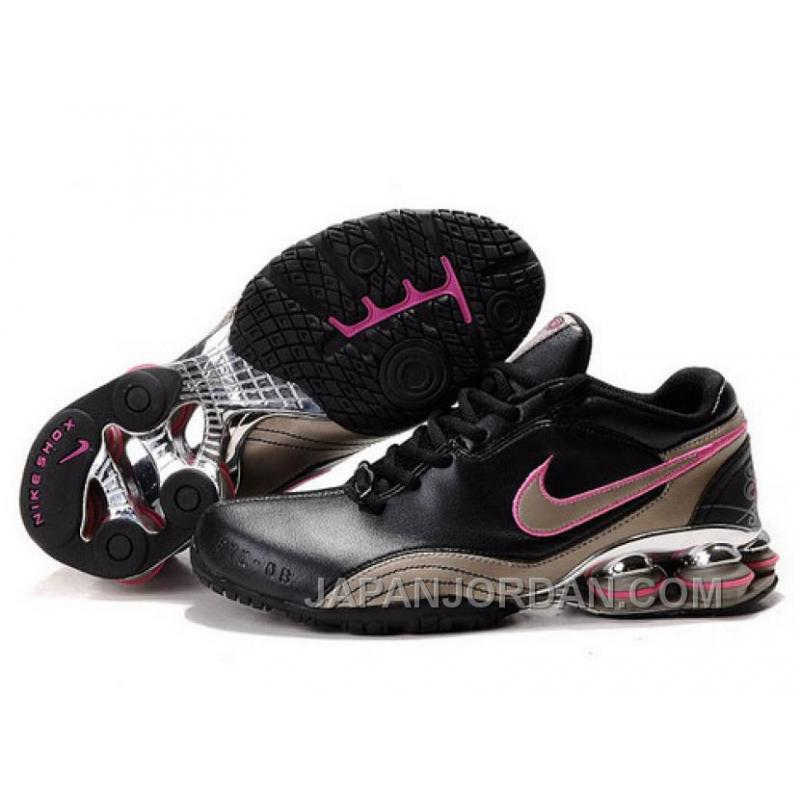 Womens Nike Shox R5 Shoes BlackTanLight Pink New Release ...