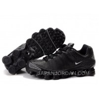 Men's Nike Shox TL Shoes Black Online
